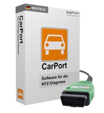 CarPort - Fahrzeugdiagnose / KFZ Diagnose / On Board Diagnose (OBD ...